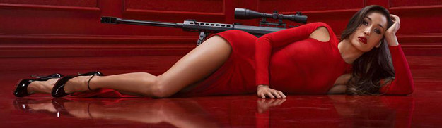 """""""Nikita"""": Współczesna Nikita (Maggie Q) prowadzi śmiertelnie niebezpieczną grę z dowódcami rządowej organizacji """"Sekcja"""". /materiały prasowe"""
