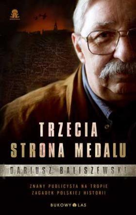 """Okładka książki """"Trzecia strona medalu"""" /materiały dystrybutora"""