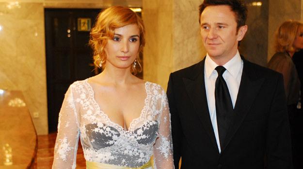 """Para ostatni raz zagrała razem w serialu """"Kasia i Tomek"""" /Agencja W. Impact"""