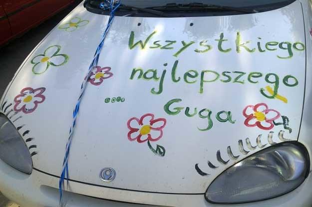 Po dojściu do mej Madzi (Mazda), wszystko było jasne...