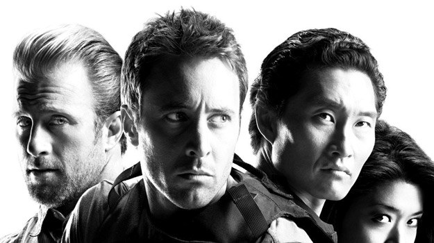 """Policjanci z serialu """"Hawaii Five-0"""" /materiały prasowe"""
