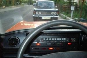 Prowadzenie samochodu wymagało zdecydowanie więcej wprawy