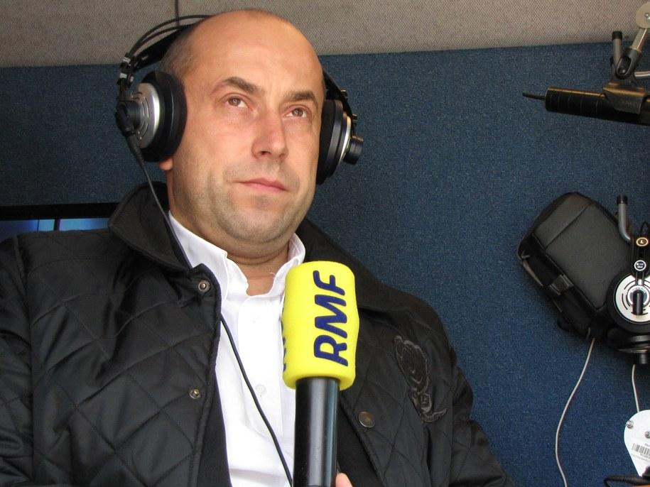 Rafał Jańczuk /Daniel Pączkowski /RMF FM