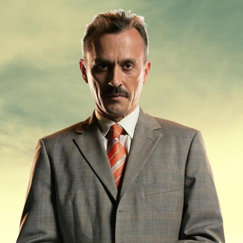 "Robert Knepper (Theodore ""T-Bag"" Bagwell) /Polsat"