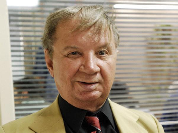 Roman Kłosowski to aktor bardzo charakterystyczny /Agencja W. Impact