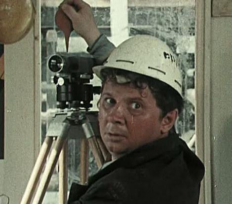 Roman Kłosowski w swoim najbardziej rozpoznawalnym wcieleniu /TVP