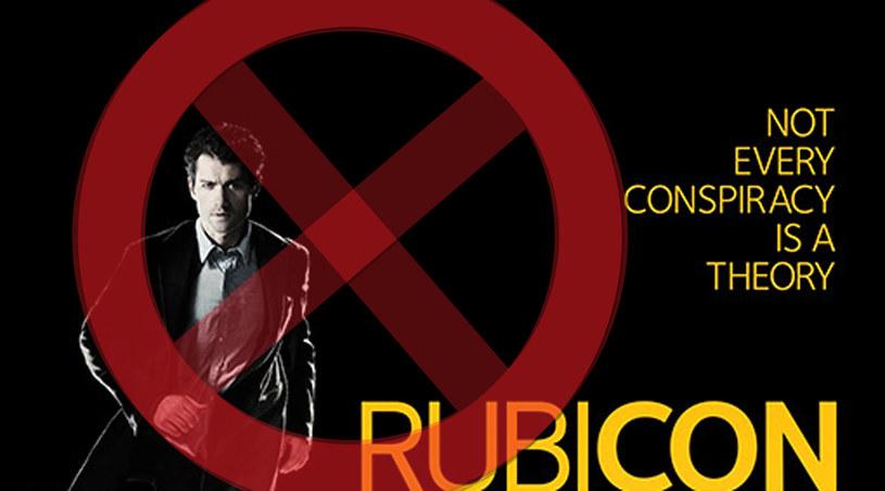 """""""Rubicon"""" nie będzie kontynuowany przez AMC /materiały prasowe"""