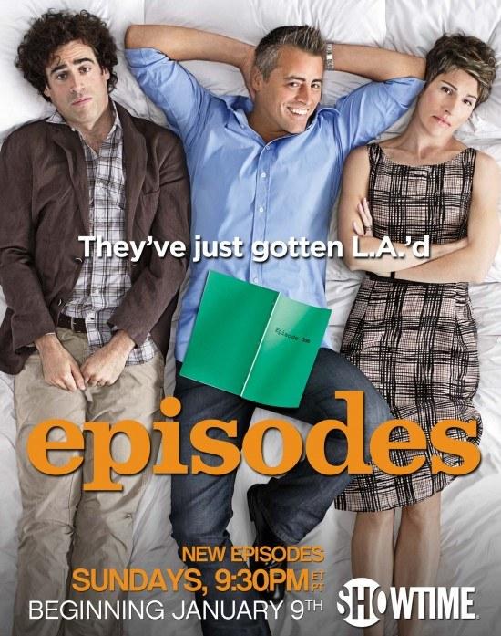 "Serial ""Episodes"" /materiały prasowe"