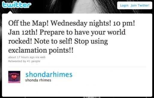 Shonda Rhimes chwali się nową produkcją /twitter.com/shondarhimes