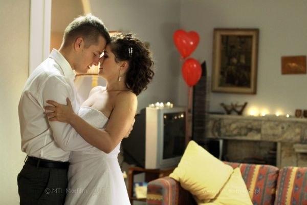 """Ślubuję Ci miłość i wierność..."""" /MTL Maxfilm /TVP"""