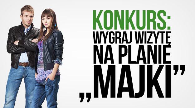 """Spotkaj się z obsadą serialu """"Majka"""" //swiatseriali.pl /materiały prasowe"""