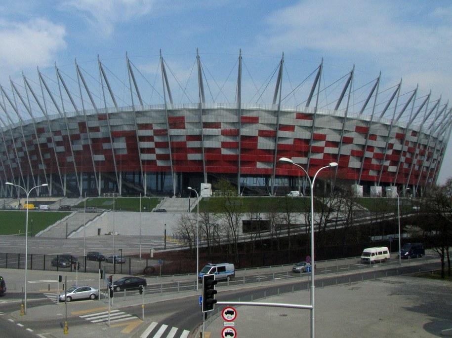 Stadion Narodowy w Warszawie /Archiwum RMF FM /RMF FM