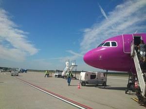 Urok Modlina polega na tym, że wszystkie samoloty stojące na płycie można zobaczyć z bliska /Krzysztof Berenda /RMF FM