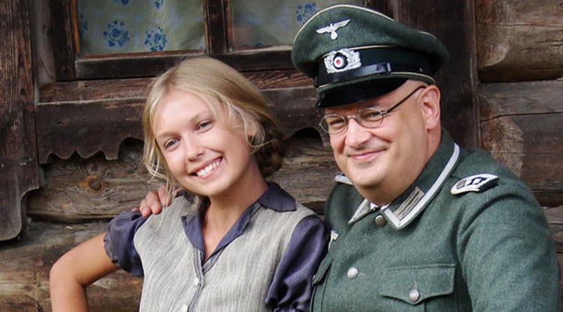 """""""W czerwcu 1941 roku"""" - Magdalena Górska zagrała tam z Pawłem Delągiem /Agencja W. Impact"""