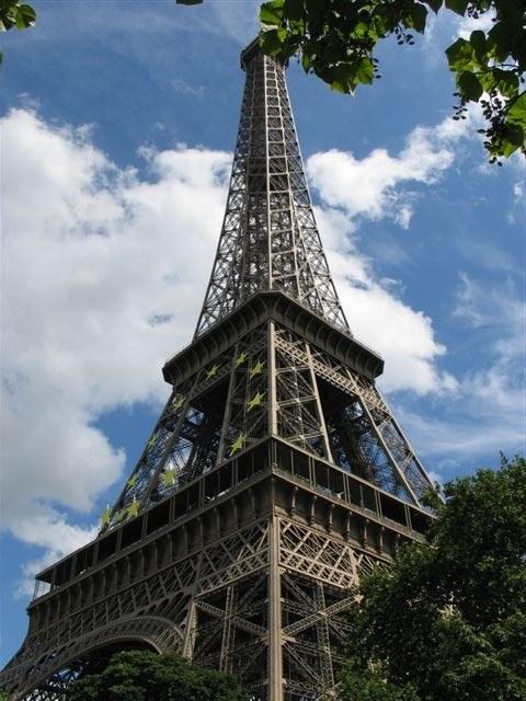 Wieża Eiffla w czerwcu zmieni się w ekologiczny symbol Paryża /Marek Gładysz /RMF FM