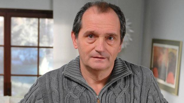 Wojciech Wysocki nie ma głowy ani serca do gotowania /Agencja W. Impact