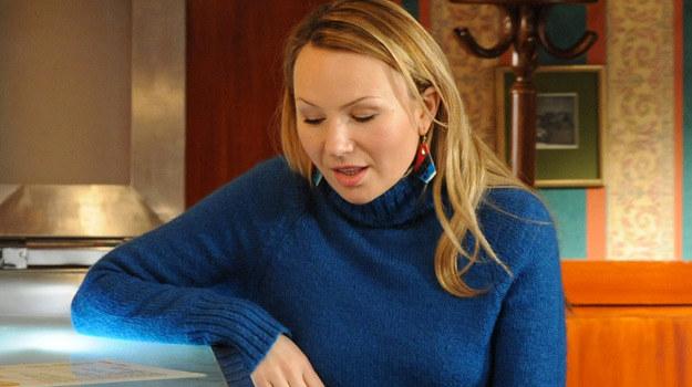 """Żaneta (Anna Guzik) pozna fascynującego instruktora w 1520. odcinku """"Na Wspólnej"""" /Agencja W. Impact"""