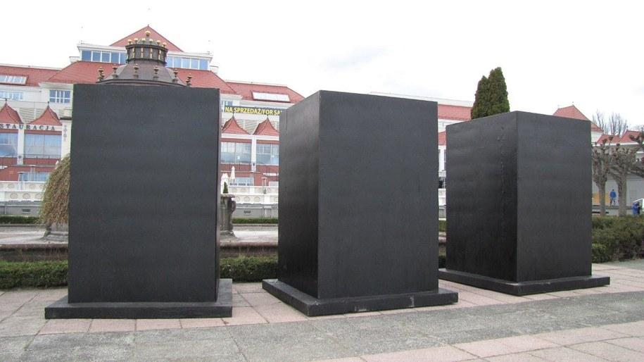 Zbiorniki zostaną wmontowane przy samym molo /Dariusz Proniewicz /RMF FM