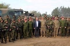 """""""Anakonda"""" - zobacz, jak ćwiczą polscy żołnierze"""