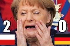 """""""Jak będzie po niemiecku 'nic się nie stało'?"""", czyli internauci fetują triumf nad Niemcami! [MEMY]"""