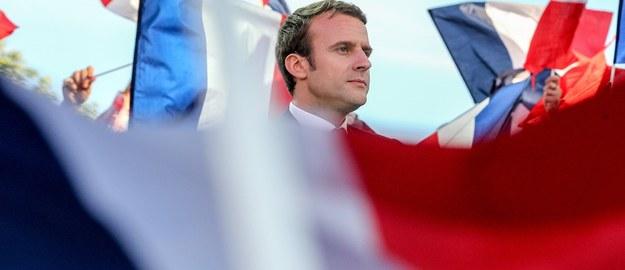 """""""Macronleaks"""". Sztab kandydata na prezydenta Francji padł ofiarą hakerów"""