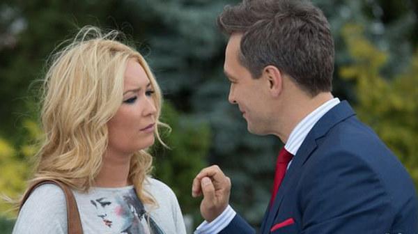 Czy Kinga - zakochana i pełna nadziei - zrozumie w końcu, że Falkowicz znów ją wykorzystał?