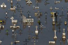 """""""Powódź z nieba"""" w obiektywie"""