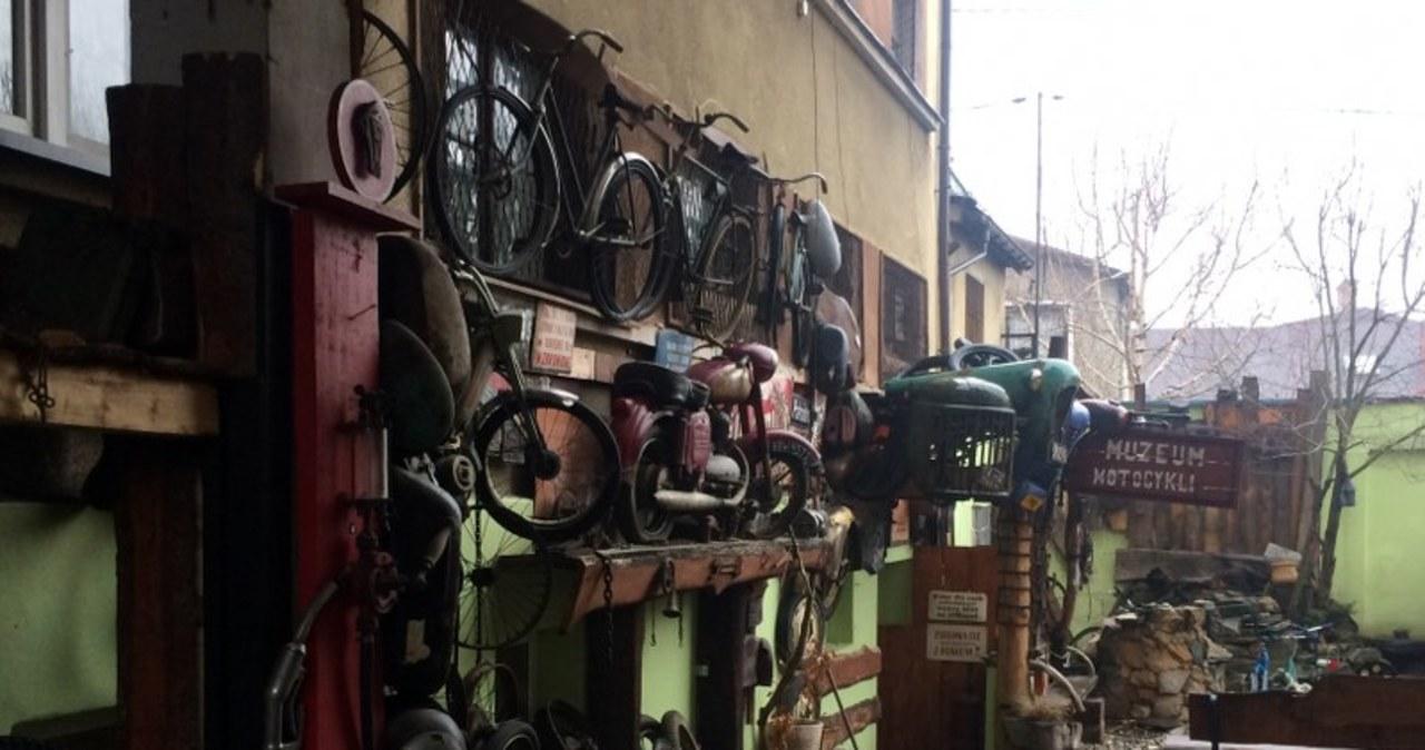 """""""Rdzawe diamenty"""", czyli muzeum motocykli w Ustroniu"""