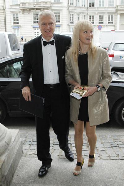 Michał Kleiber, Teresa Sukniewicz-Kleiber
