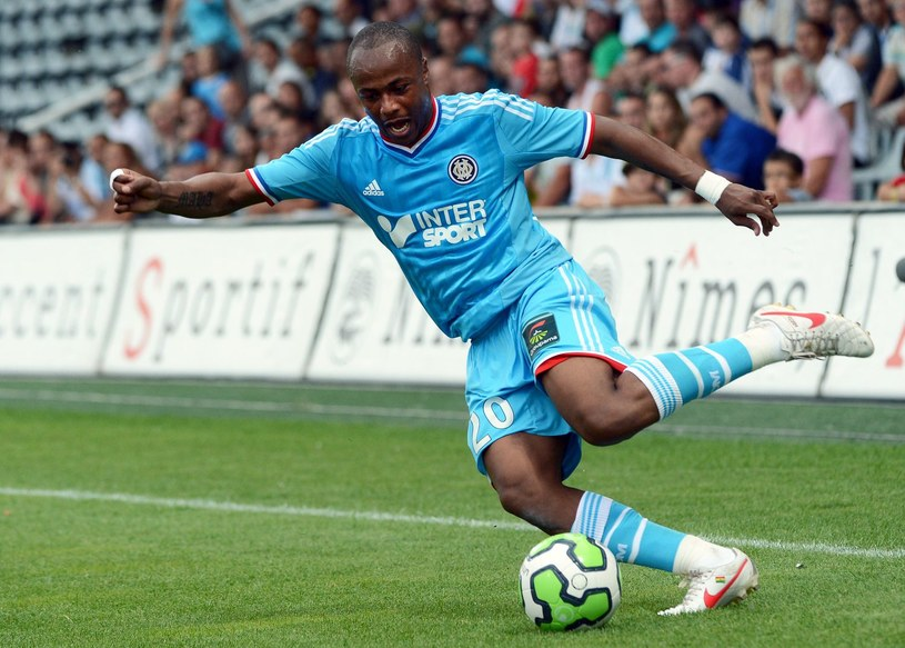 Andre Ayew /AFP