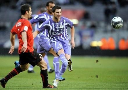 Andre-Pierre Gignac może wkrótce zagrać dla AC Milan /AFP