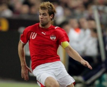 Andreas Ivanschitz - nadzieja Austriaków na sukces podczas Euro 2008 /AFP