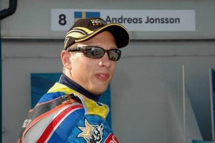 Andreas Jonsson był mocno zawiedziony swoim występem w Kryterium Asów /Tomasz Szatkowski