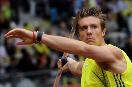 Andreas Thorkildsen /AFP