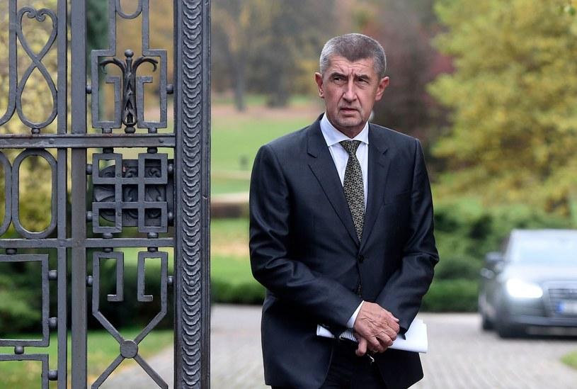Andrej Babis /MICHAL CIZEK /AFP