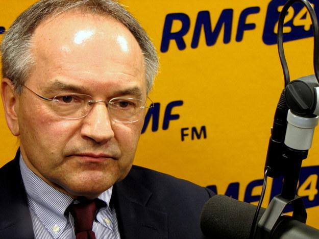 Andrew Michta /RMF FM