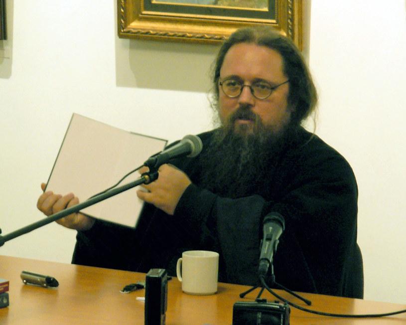 Andriej Kurajew, rosyjski teolog i filozof wypowiada się negatywnie o decyzji sądu /INTERIA.PL/materiały prasowe