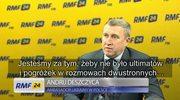 Andrij Deszczyca: Potrzebny jest dialog
