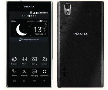 Android 4.0 wkrótce w smartfonach LG Prada