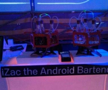 Android, który jest barmanem