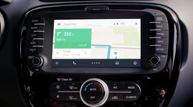 Android w samochodzie - czy to dobre rozwiązanie? /materiały prasowe