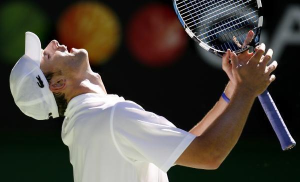 Andry Roddick /AFP