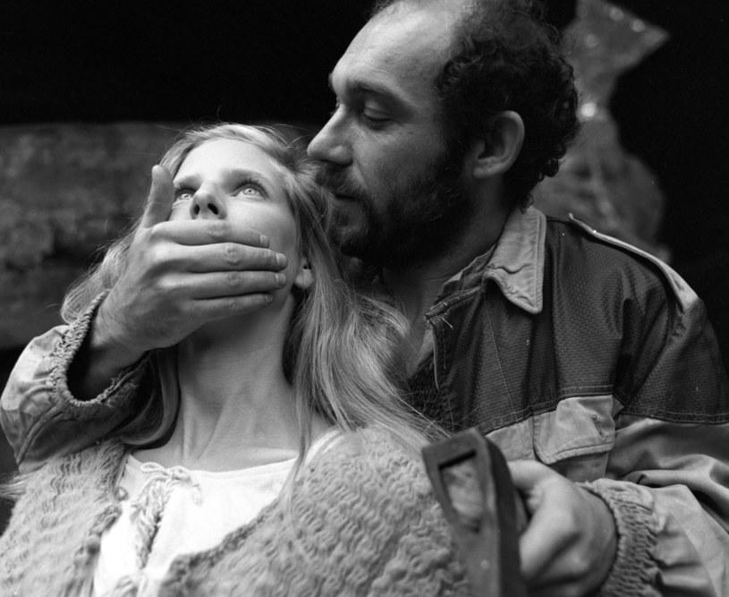 """Andrzej Blumenfeld w filmie """"Biały smok"""" (1986) /Ryszard Lenczewski /East News/POLFILM"""