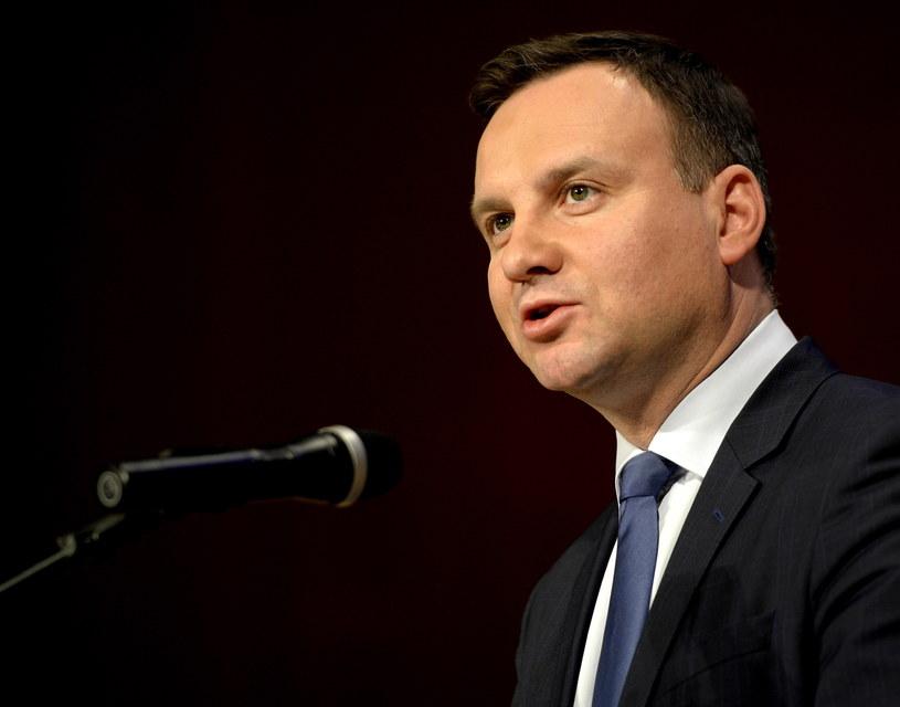 Andrzej Duda jest kandydatem PiS na prezydenta /Darek Delmanowicz /PAP