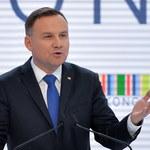 obecny prezydent Polski