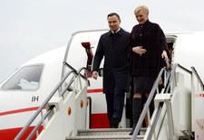 Andrzej Duda rozczarowany wydarzeniami na Białorusi