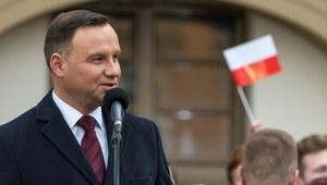 Andrzej Duda: Składam hołd bohaterom powstania antykomunistycznego