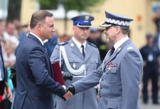 Andrzej Duda wręczył nominacje generalskie
