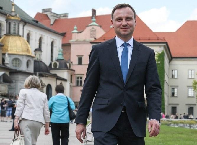 Andrzej Duda /Jan Graczyński /East News