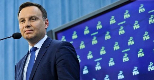 Andrzej Duda /PAP/Marcin Obara /PAP